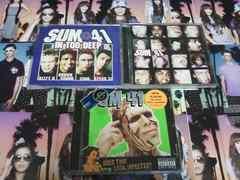 《SUM 41》�Bセット サム パンク メロコア ロック ROCK PUNK