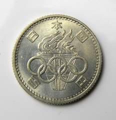 ■東京オリンピック記念■記念硬貨■100円銀貨3