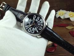 GaGa MILANO ガガミラノ 腕時計 5012.3S ウォッチ MANUALE 48MM