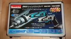 マキタ 充電式ペンインパクトドライバ 7.2V 白 TD021DSW【2】