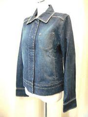 【ミッシェルクラン】ブルーデニムジャケットです