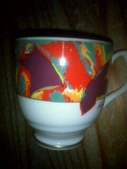 カンサイマグカップ高さ9cm/直径8.5cm柄違�@