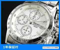 新品 即買い■セイコー SEIKO クロノグラフ 腕時計 SND363