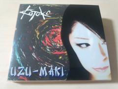 KOTOKO CD「UZU-MAKI」初回限定盤DVD付●
