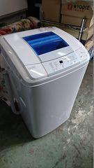 ハイアール 16年式 JW-K50K 5kg洗い 簡易乾燥機能付き洗濯機
