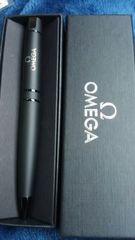 オメガ 非売品 高級ボールペン  2018 フルブラック 未使用 新品