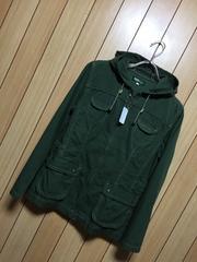 1.4万新品タグ付きSwitch Motion★ミリタリージャケット