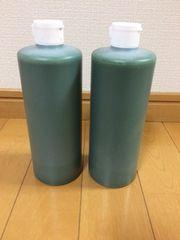 ピカピカ磨き剤 トラックアルミホイール鏡面 青棒汁 500ml 2本