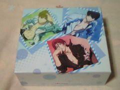 CD Free!-Eternal Summer- キャラソン全5巻 アニメイト全巻購入特典BOX付