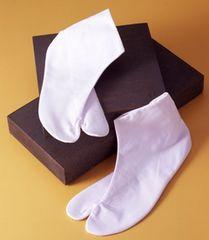 ■新品未使用 白足袋 男女兼用たび 4枚こはぜ 22.5�p