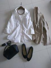 TOMORROWLAND/ボールジィ★抜け襟コーデにも上質ホワイトシャツ