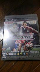 PS3ソフト ウイニングイレブン2010