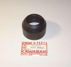 カワサキ KT250 KT250-A フォークブーツ 2個セット 絶版新品