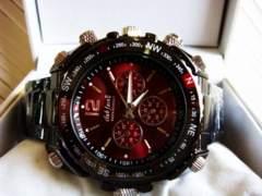 新作希少◆ブラックベルトロレックスデイトナTYPE 高級Club face腕時計