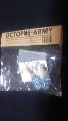 OCTOPUS-☆ARMY★イヤリング♪