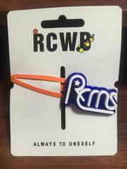 ロデオクラウンズ RCWB ピン留め ロゴ