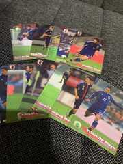 【サッカー】2014 JAPAN NATIONAL TEAM CARD 11枚セット(1)
