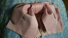 ピンクの帯 浴衣用