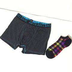 ボクサーパンツ・靴下セット