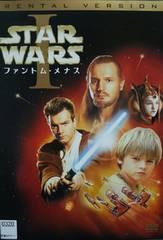 中古DVD スターウォーズ エピソード1   ファントムメナス
