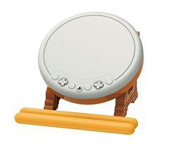 【PS4対応】太鼓の達人専用コントローラー 太鼓とバチ