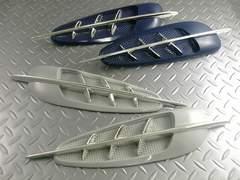 汎用ダミーダクト�BZ3M風 グレー、ブルー