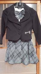 入学式formal服セット120センチ
