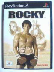 (PS2)ROCKY/ロッキー☆映画ロッキー1†ロッキー5までを追体験即決アリ
