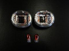 クリスタルスモークサイドマーカー/サイドウィンカー bB パッソ