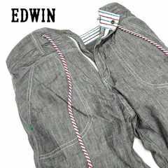 EDWIN (エドウィン) ダブルポケット イージーパンツ P53