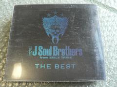 三代目 J Soul Brothers【THE BEST/BLUE IMPACT】初回盤2CD+2DVD