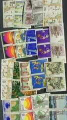 50円切手バラいろいろ40枚新品未使用品 額面90%から  5040