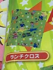 すき家☆クレヨンしんちゃん♪ランチクロス☆宇宙人シリリ