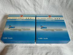 モデルプレーン「ANA L-1011 3機セット」(C1)