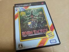 PS2☆ゾイドタクティクス☆美品♪人気のゾイド♪