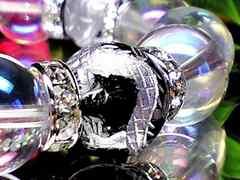 ◆青龍・朱雀・白虎・玄武◆白銀四神獣彫オニキス&アクアオーラ