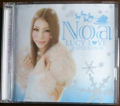(CD+DVD)Noa/ノア☆LUCY LOVE -WINTER SEASON-★LGMankLees