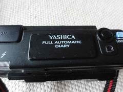 ヤシカ YASHICA DIARY MOTOR−D
