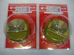 (860)XJR400XJR400S新品BEETビートエンジンカバーセットゴールド