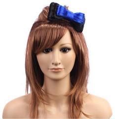 Wigs2you★W-8207*リボンアクセサリー*バレッタ*ヘアアクセ