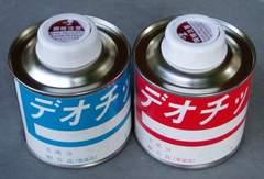 2液混合型 透明エポキシ樹脂 デオチックDOC-51 300gセット