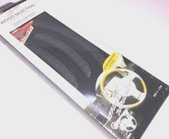 訳あり特価 汎用ハンドルプロテクター 3ピースセット カーボン調