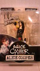 スーパースターズフィギア/ALICE COOPERアリス クーパー
