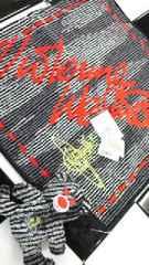 新品◆Vivienne Westwood◆ハンカチ◆タオル地◆クマ付きBK◆