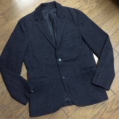 美品JUNMEN ツィードジャケット 日本製 ジュンメン