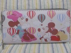 ディズニー長財布 (ミッキーミニマウス)
