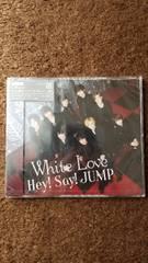Hey!Say!JUMP/White Love  通常盤/未開封