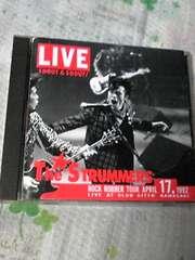 送料無料ザ・ストラマーズLIVE ROCK ROBBER TOUR