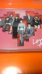 AAALove初回盤CD