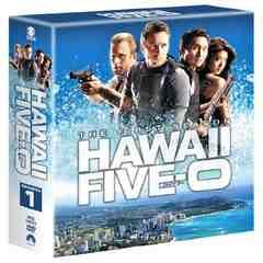 新品/HAWAII FIVE-O /ハワイ ファイブ オー  シーズン1 全話